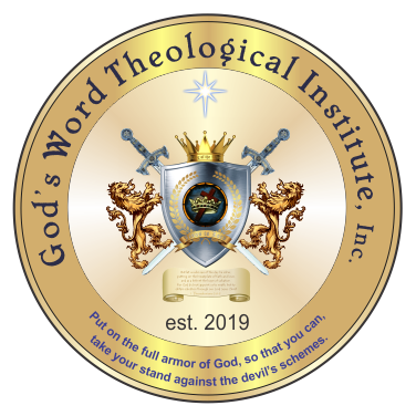 GWTI Official Seal